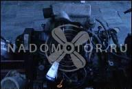 VW GOLF III VENTO ДВИГАТЕЛЬ 1.9 TDI AHU В СБОРЕ