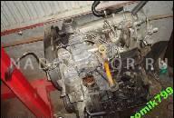 ДВИГАТЕЛЬ VW GOLF III PASSAT B4 VENTO 1.9 TDI 1996Г..