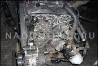 ДВИГАТЕЛЬ 1Y VW GOLF III PASSAT B3 B4 VENTO 1.9 D